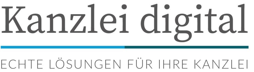 Logo - Kanzlei digital