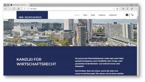 Aussicht aus der Kanzlei für Wirtschaftsrecht auf Berlin